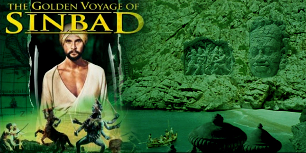 The Golden Voyage of Sinbad (1974)