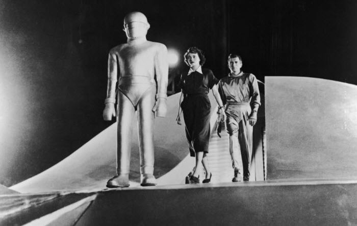 Photo of The Day the Earth Stood Still (1951) ต้นฉบับวันทวงคืนโลก