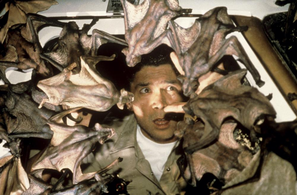 BATS, Lou Diamond Phillips, 1999, (c)Columbia Pictures