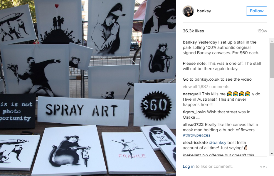 banksy-spray